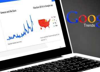 google trends compared to social media