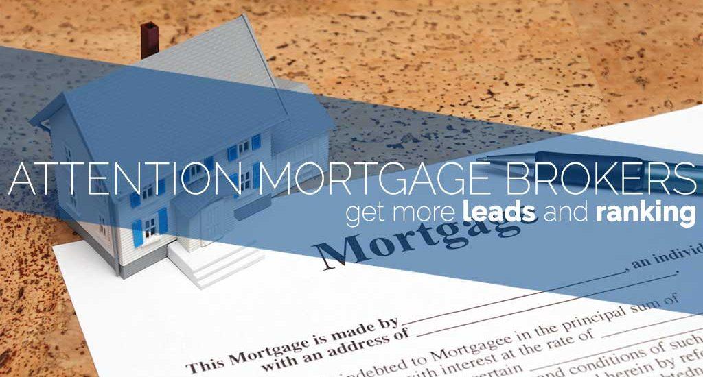 mortgage broker leads